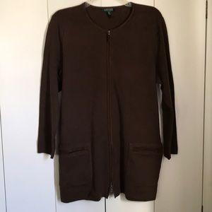 RALPH LAUREN SweaterJacket 2X
